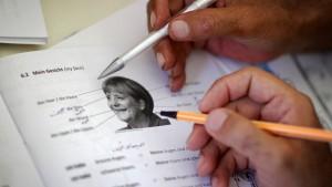 Angela Merkel und die Kunst der Normalität