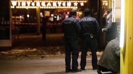 Räuber sprengen Tresor in Berlin und flüchten