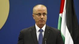 Palästinensischer Ministerpräsident entgeht Attentat
