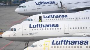 Lufthansa und Verdi einigen sich in Tarifstreit
