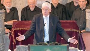 Zentralrat der Juden will Meldesystem für antisemitische Vorfälle