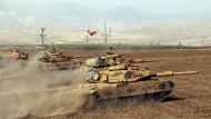 Vorerst keine Panzer für die Türkei