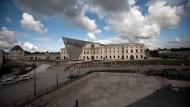 Ein Befreiungsakt, der sich auch in der Architektur widerspiegelt: Das neu gestaltete Militärhistorische Museum der Bundeswehr am Eröffnungstag