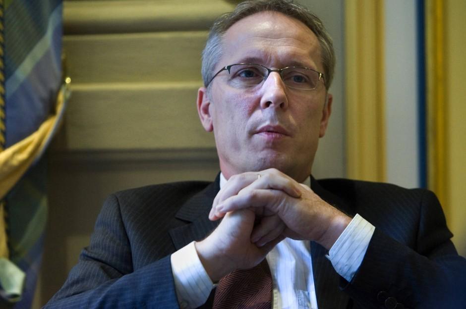 Der Berliner Historiker Jörg Baberowski