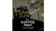 """Italo Calvino, Lena Schall: """"Das schwarze Schaf"""". Aus dem Italienischen von Burkhart Kroeber. Mixtvision Verlag, München 2017. 32 S., geb., 19,90 . Ab 5 J."""
