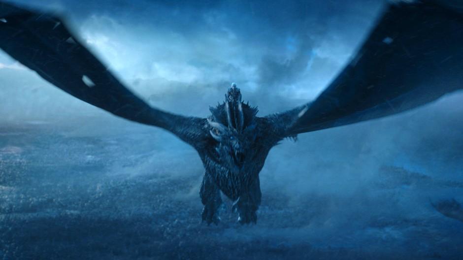 """Flexibel einsetzbar in """"Game of Thrones"""": Drachen"""