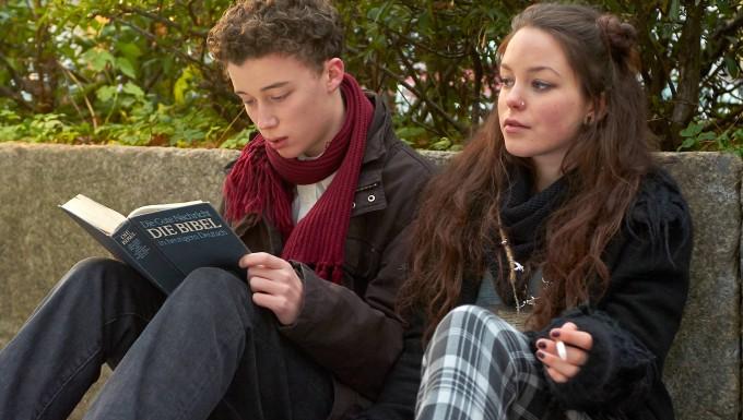 Bens Freundin Frida (Tijan Fischer-Islas) bildet das wilde Gegenstück zur Besonnenheit des Jungen.