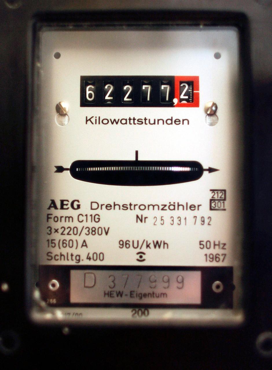 Bild Zu Datenschutz Der Stromz 228 Hler Ist Ein Spion Im Haus Bild 1 Von 1 Faz