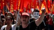 Während der Gezi-Prosteste 2013 demonstrierten Türken und Kurden Seite an Seite.