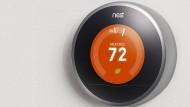 Das war nur der Anfang: Thermostat der Firma Nest