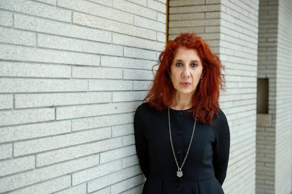 Die französisch-türkische Soziologin Nilüfer Göle in Berlin