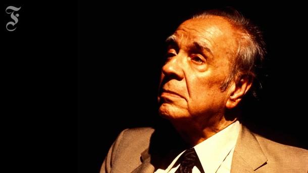"""Jorge Luis Borges: """"An die deutsche Sprache"""""""