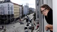 Am Fenster (wie ein Lied der DDR-Band City heißt): Sven Regener hält gelassen Ausschau