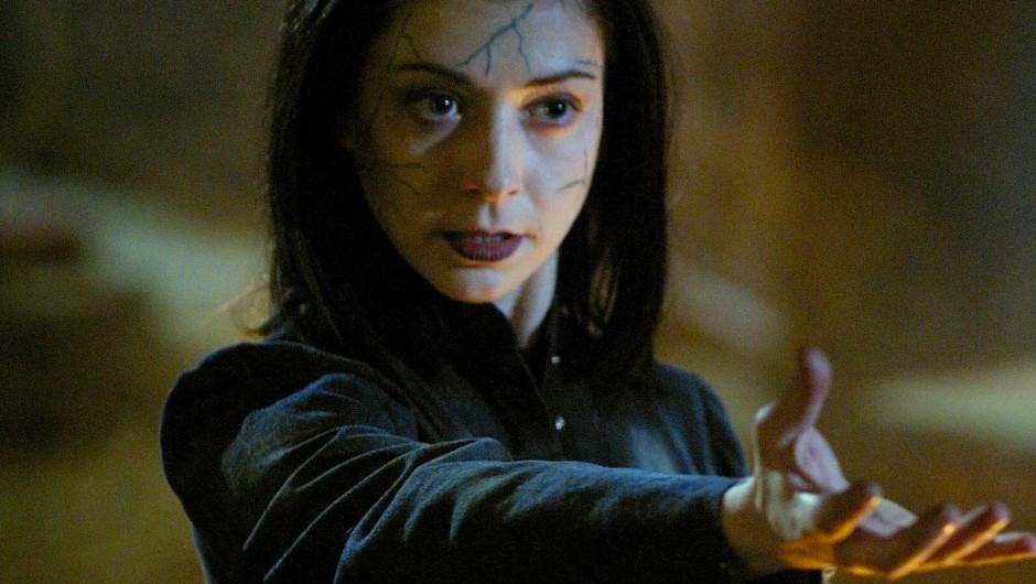"Alyson Hannigan als Willow Rosenberg in Joss Whedons ""Buffy the Vampire Slayer"""