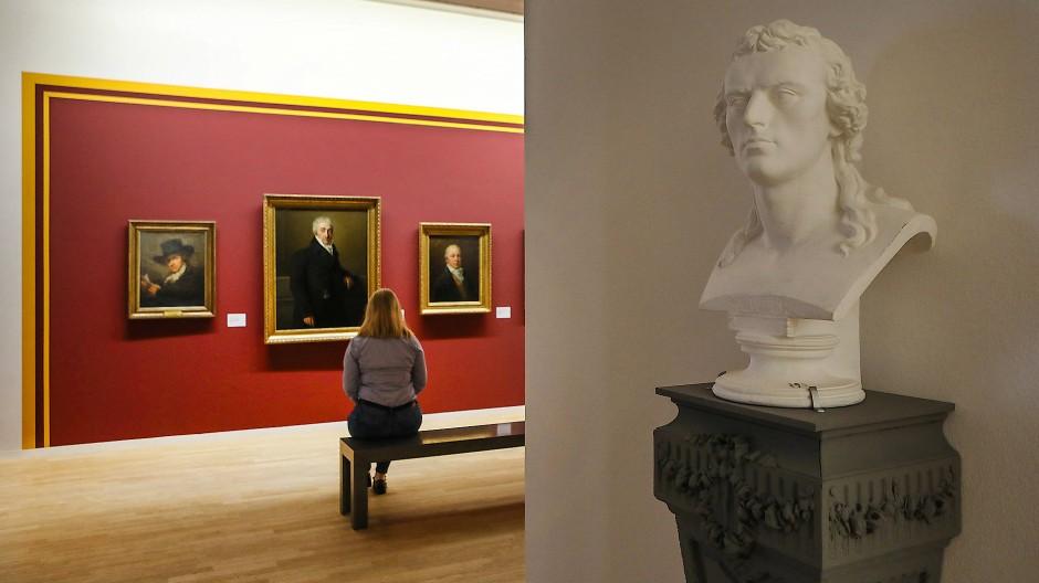 Neben Werken von Dürer, Botticelli, Rembrandt und Rubens bringt die Ausstellung auch Klimt und Hundertwasser nach Schwäbisch Hall.