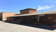 Die 1958 eröffnete Lockridge-Klinik in Whitefish, Montana, war eines der letzten Gebäude, die Frank Lloyd Wright entwarf. Sie stand auf der Liste des nationalen Kulturerbes, dennoch wurde sie jetzt abgerissen.