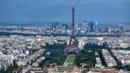 Bessere Stimmung, mehr Anlegervertrauen: Frankreichs Aktienmarkt hatte zuletzt eine Blütephase