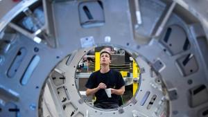 Dämpfer für Siemens' Medizintechnik