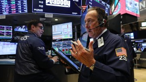 Straffere Fed-Politik macht Wall Street Sorgen