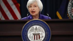 Amerikas Notenbankchefin Yellen warnt vor Bitcoin