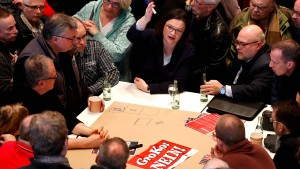 SPD beginnt Mitgliedervotum