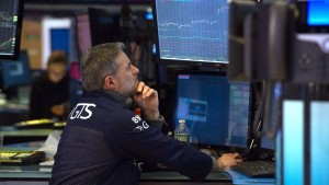 Korrekturen an den Aktienbörsen brauchen Zeit