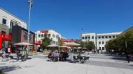 Schöner Fleck im Valley: Facebook-Campus in Menlo Park