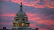 Das Capitol in Washington.