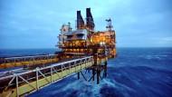 Der Ölriese Shell sorgt in Schottland für neue Aufbruchstimmung