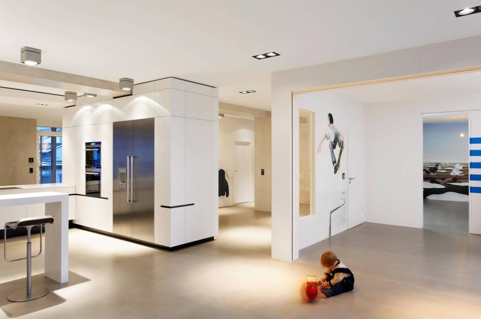 bild zu moderne architektur und einrichtungstrends sorgen f r l rm in der wohnung bild 1 von. Black Bedroom Furniture Sets. Home Design Ideas