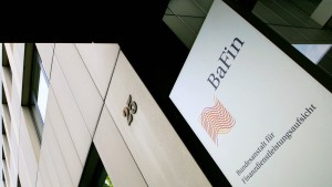 Bafin nimmt geplantes Verbot zu Bonitätsanleihen zurück