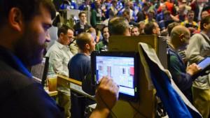 Explosives Potential an den Börsen