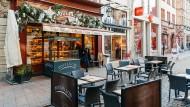 Frankreich ist berühmt für seine guten Bäckereien: Filiale von Poulaillon in Straßburg