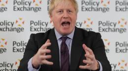 Boris Johnson warnt vor Abkehr vom Brexit