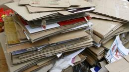Drakonische Strafe für Müllverstoß in Zürich