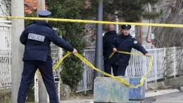 Tod in der Hochburg der Balkanmafia