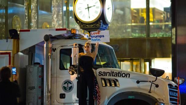Wie Hollywood auf Trumps Wahlsieg reagiert