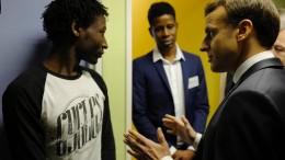 Paris will in der Flüchtlingspolitik klare Kante zeigen