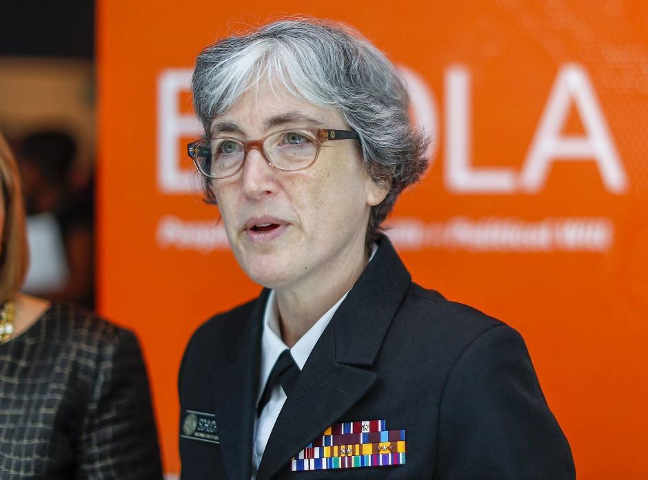 """CDC-Chefin Anne Schuchat: """"Die Wahrheit ist, dass immer noch zu viele Menschen zu viele Rezepte für zu viele Tage und mit zu hoher Konzentration erhalten."""""""