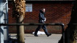Russland gibt Großbritannien Mitschuld an Vergiftung von Ex-Agent Skripal