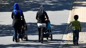 Österreich will Kopftuchverbot für Kleinkinder
