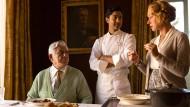 """Selten so gekocht: Helen Mirren kämpft in der Titelrolle des neuen Films """"Madame Mallory"""" mit den kochenden indischen Nachbarn um die Küchenkultur."""