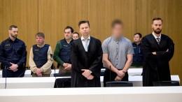 Waffenhändler zu sieben Jahren Haft verurteilt