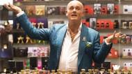 So komplex wie die Parfums großer Häuser und trotzdem modern: Roja Dova bei einem Besuch in Frankfurt
