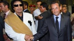 Sarkozy in Polizeigewahrsam