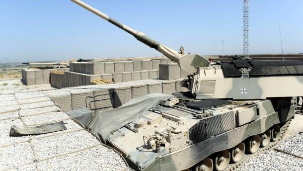 Kritik an Panzer-Lieferungen nach Qatar