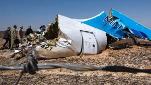 Ägypten bezeichnet Airbus-Absturz erstmals als Anschlag