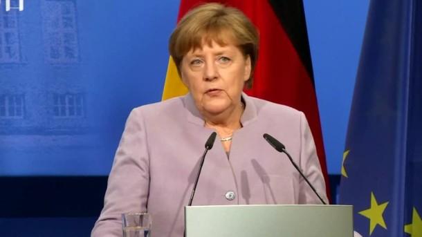 Merkel weist Nazi-Gleichsetzungen aus der Türkei deutlich zurück