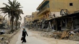 Syrische Rebellen lehnen Friedenskonferenz in Sotschi ab