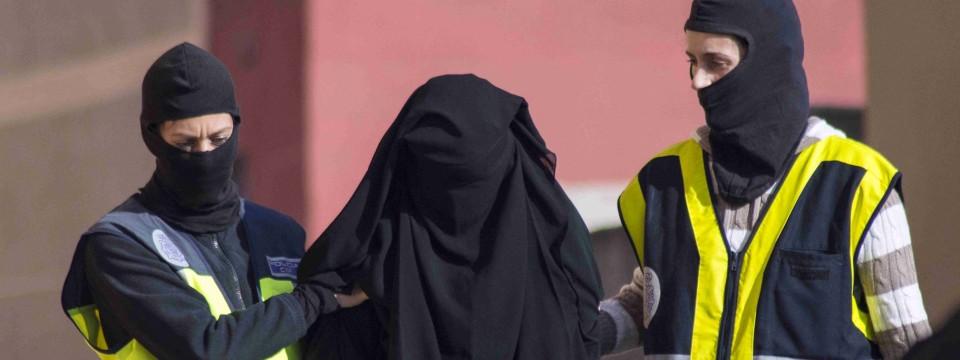 Frauen heiraten dschihadisten